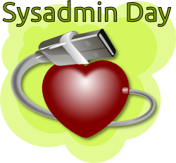 Sysadminday 2015